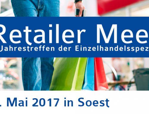 eStrategy Consulting auf dem Retailer Meeting 2017 in Soest