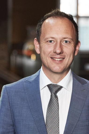 Andreas Haderlein, Leiter des Projektbüros cima.digital