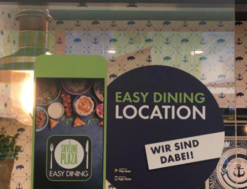 Mehr Tempo in der Center-Gastronomie: ECE testet digitalen Bestellservice