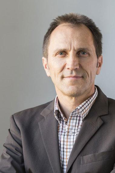 Roland Wölfel, Geschäftsführer der CIMA Beratung & Management GmbH