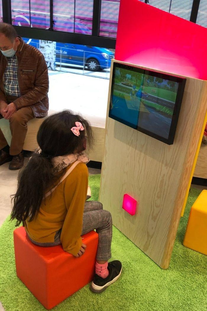 Telekom bietet eine Kids Corner
