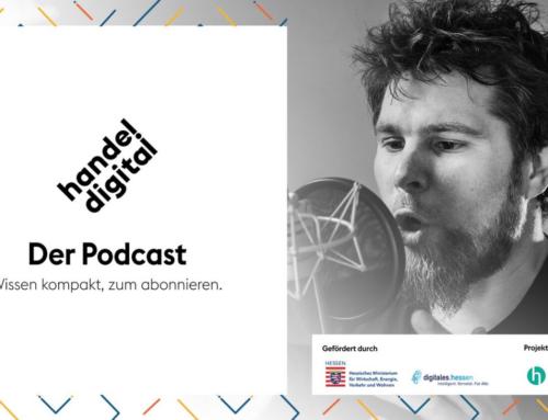 Thomas Natkowksi ist zu Gast beim handel.digital Podcast